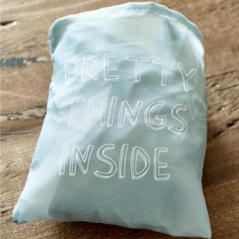 Pretty Things Inside Foldable Bag Riviera Maison 379620