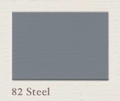 Painting the Past –82 Steel Houtverf Matt 750 ml