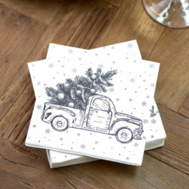 Paper Napkin Party Pickup Riviera Maison 467160