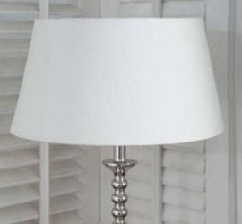 Lampenkap Classic Lampshade White 35x45 Riviera Maison 171360