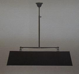 Vechia 2 plafondlamp lood kleur Tierlantijn
