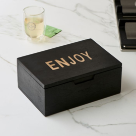 Enjoy Tea Box Riviera Maison 463540