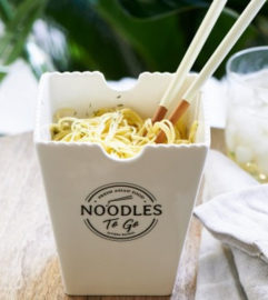 Fresh Asian Food Noodles To Go Bowl Riviera Maison 409850