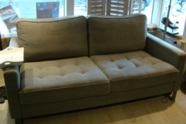 West Houston Sofa 2,5 seater, washed cotton, stone Riviera Maison 3908003