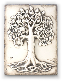 T406 Celtic Tree of Life Sid Dickens Tegel