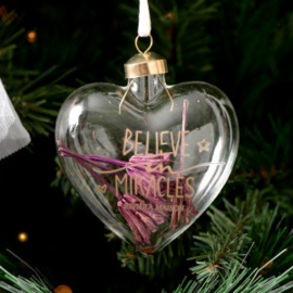 Believe In Miracles Ornament Riviera Maison 458810