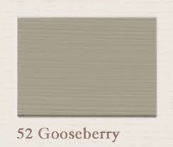 SALE Muurverf Painting the Past 52 Gooseberry 2,5 liter