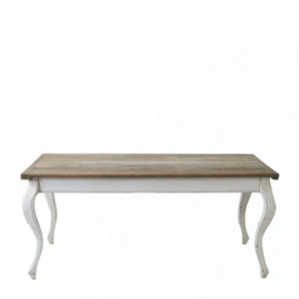 Driftwood Dining Table Extendable 180/280x90 Riviera Maison 146420