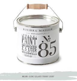 RM Chalk Paint NO85 long island ferry grey 2,5L Riviera Maison 375270