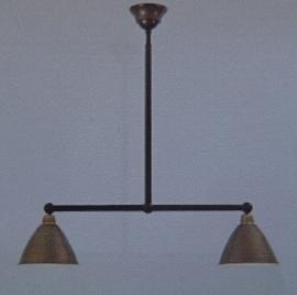 Vechia 2 verstelbare plafondlamp 2 kap Tierlantijn