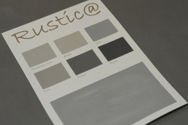 Kleurenkaart Rustic Painting the Past