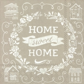 Home Sweet Home Servetten IHR L599566