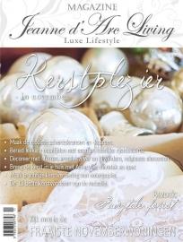 JEANNE D `ARC LIVING tijdschrift nr.11-2015 (nederlandstalige editie) bij Jolijt