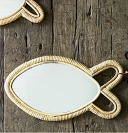 Happy Ocean Mirror M Riviera Maison 370430