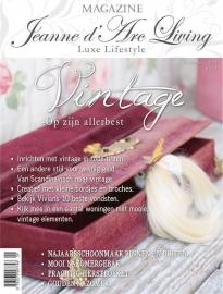 Jeanne d'Arc Living magazine nr 9-2015 (Nederlandstalige editie) bij Jolijt