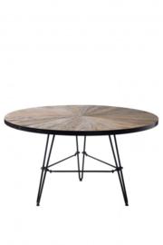 Boston Harbor Dining Table 140 cm diameter Riviera Maison 342740