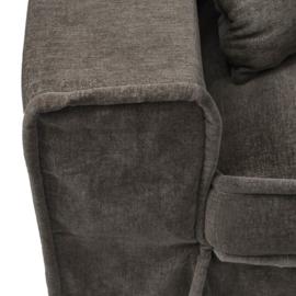 Metropolis Sofa 3,5 seater, velvet, shadow Riviera Maison 4028004