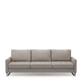 West Houston Sofa 3,5 seater, washed cotton, stone Riviera Maison 3904003