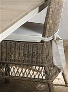 St Malo Dining Chair Sittingpillow Riviera Maison (zitkussen)