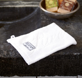 Spa Specials Wash Cloth pure white Riviera Maison 330150.