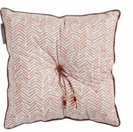 la Paz Cushion Coral Riviera Maison 40 x 40 (incl. binnenvulling) 158563!