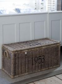 Rustic Rattan Cobblers Wharf 90 x 40 cm Riviera Maison 112020