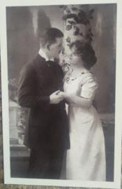 Wenskaart De belofte 1915 nr 146