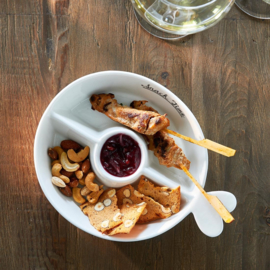 Snack Time Party Plate Riviera Maison 448830