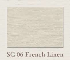 Painting the Past - SC06 French Linen Houtverf Eggshell 750 ml