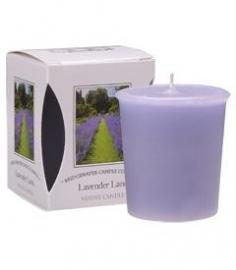 Lavender geurkaarsjes Bridgewater Candle Company