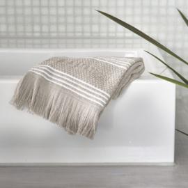 Serene stone Guest Towel 50x30 Riviera Maison 492280