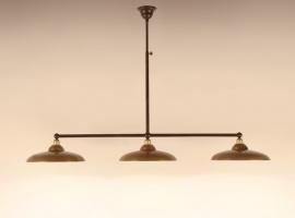 Hanglamp Vechia Plafondlamp inclusief 3 kappen
