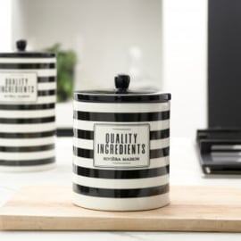 RM Ingredients Storage Jar S Riviera Maison 458240