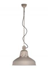 Torr Hanglamp aan ketting Tierlantijn Grijs / Aluminium