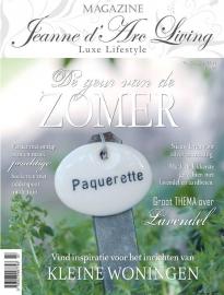 Jeanne d`Arc Living nr: 7 -2014 (Nederlandstalige editie) bij Jolijt
