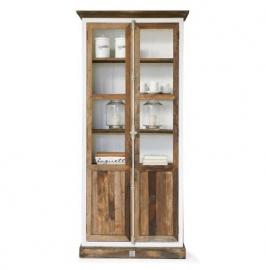 Driftwood Glass Cabinet Riviera Maison 290850