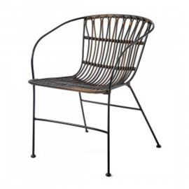 Outdoor Carolina Port Stackable Chair Rviera Maison 359440