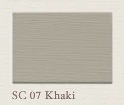 SALE Muurverf  Painting the Past SC07 Rustic@ Khaki Grey 2,5 liter