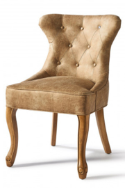 George Dining Chair, pellini, camel Riviera Maison 3394006
