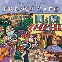 Cd Putumayo French Cafe bij Jolijt
