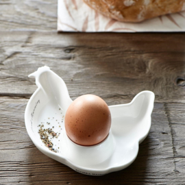 Good Morning Chicken Egg Cup Riviera Maison 448870