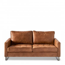 West Houston Sofa 2,5 Seater, pellini, brown Riviera Maison 4380001