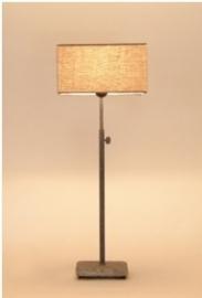 Hard stone table lamp Tierlantijn bij Jolijt (exclusief kap)