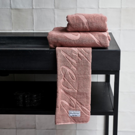 Spa Specials Guest Towel pink 50x30 Riviera Maison 451790.