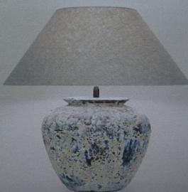 Silvio M Tafellamp Tierlantijn (inclusief kap)