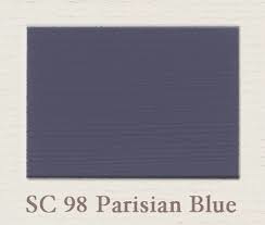 SALE Proefpotje SC98 Parisian Blue Painting the Past