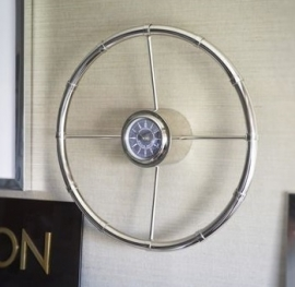 Racing Wheel Clock Riviera Maison
