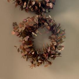 Warm Winter Eucalyptus Wreath 60 cm Riviera Maison 431980