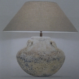 Connato Tafellamp Tierlantijn (inclusief kap)