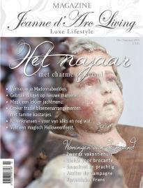 JEANNE D `ARC LIVING tijdschrift nr.10-2015 (nederlandstalige editie) bij Jolijt